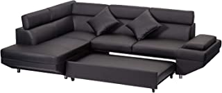 FDW Sofa Sectional Sofa for Living Room Futon Sofa Bed Couches and Sofas Sleeper Sofa..