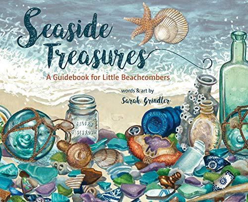 Seaside Treasures: A Guidebook for Little Beachcombers