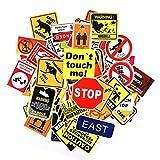 Q-Window Lot Autocollant Graffiti Vinyle Stickers Déco pour Ordinateur...