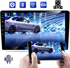 "Android 8.1 Double Din Car Stereo Radio Bluetooth 10.1"" Touch Screen WiFi GPS.."
