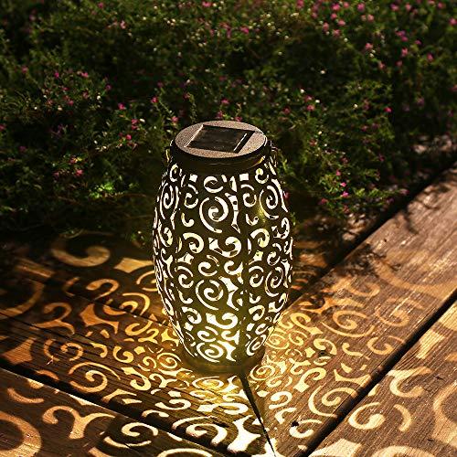 Solar Light Outdoor Hanging Solar Lantern Garden Outdoor Solar...