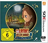 Nintendo 3DS Laytons Mystery Journey: Katrielle