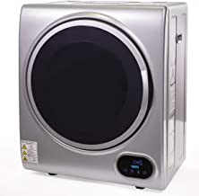 Barton Digital Electric Compact Laundry Automatic Dryer Machine Timer Easy Control Panel..