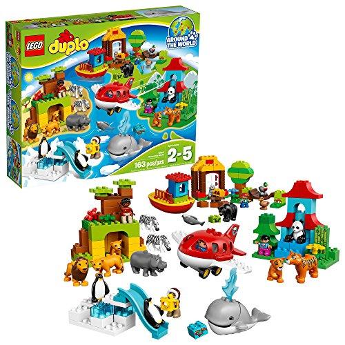 LEGO DUPLO Around The World 10805 (Amazon Exclusive)