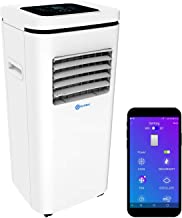 Rollibot ROLLICOOL Portable Air Conditioner w/App & Alexa Voice Control | Wi-Fi..