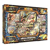 Pokemon TCG Mega Powers Collection Card Game