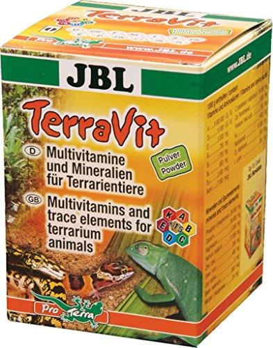 JBL TerraVit Pulver - 100g