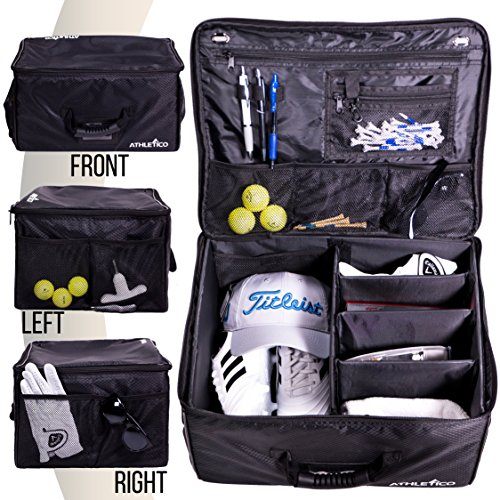 Athletico-Golf-Trunk-Organizer-Storage-Car-Golf-Locker-to-Store-Golf-Accessories-Collapsible-When-Not-in-Use