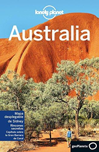Australia 3: 1 (Guías de País Lonely Planet) [Idioma Inglés]