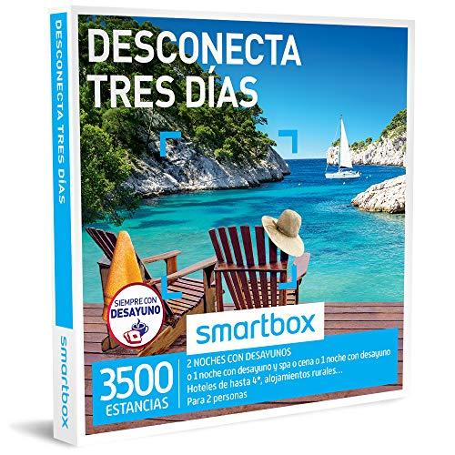 Smartbox - Caja Regalo -DESCONECTA Tres DÍAS - 3500 estancias en...
