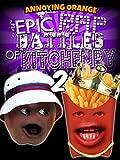 Annoying Orange - Epic Rap Battles of Kitchenry #2