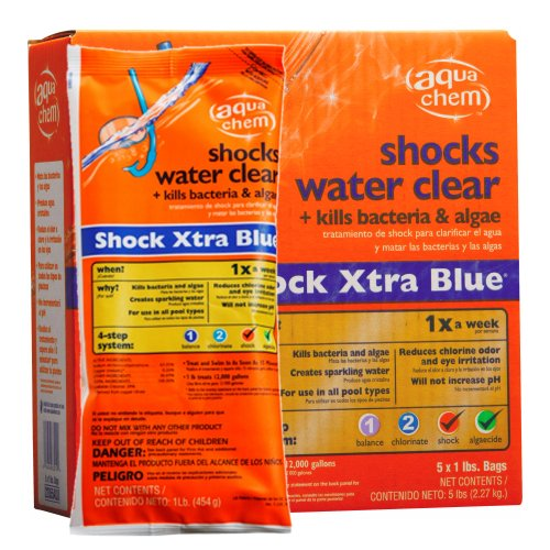 Aqua Chem Xtra Blue 12101AQU