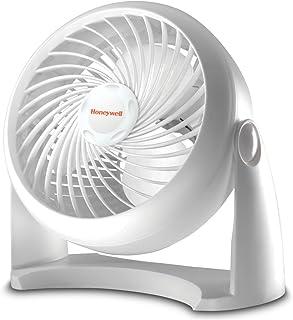 Honeywell Kaz HT-904 Tabletop Air-Circulator Fan White,Small