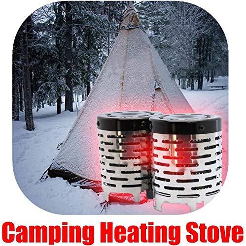 Nearthuk Mini réchaud de Camping Portable – pour extérieur, randonnée,...