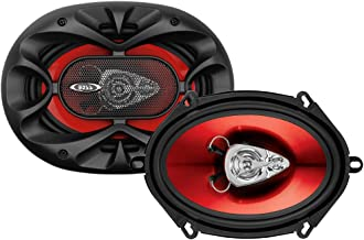 BOSS Audio Systems CH5730 Car Speakers – 300 Watts of Power Per Pair and 150 Watts..