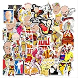 WOCAO Stickers Laptop Suitcase Motorcycle Refrigerator Auto Accessories Toy Style Sticker 49Pcs/Lot