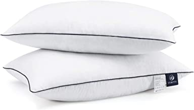 SUMITU Bed Pillows for Sleeping 2 Pack Queen Size 20 x 30 Inches, Hypoallergenic Pillow..