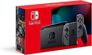 Nintendo Switch with Gray Joy‑Con –HAC-001(-01)