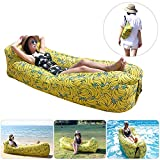 Fansport Hamac Gonflable avec air Sofa Gonflable Lounger Hamac Gonflable...