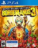 Borderlands 3 Super Deluxe Edition Playstation 4 (Video Game)