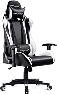 GTRACING Gaming Chair Racing Computer Multi-Function Executive Chair with Headrest Lumbar..