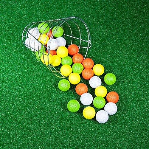 Product Image 2: Jef World of Golf Foam Practice Balls (42 Multi-Colored Balls)
