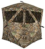 Ameristep AMEBL3000 Care Taker Ground Blind, Hubstyle Blind in Realtree Edge