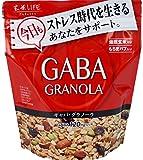 幸福米穀 GABAグラノーラ 200g×3袋