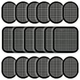 COOMATEC 18 Pièces Électrode de Ceinture,Compatible avec Abs Series,...