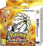 Contenu : Le jeu Pokémon : Soleil Un Steelbook Nouvelle région, nouveaux Pokémon et nouveaux amis ! Composée de 4 îles à la nature luxuriante et d'une île artificielle, la région d'Alola est particulièrement appréciée des vacanciers… et des Pokémon !...