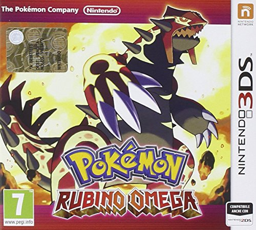 Pokmon Rubino Omega - Nintendo 3DS