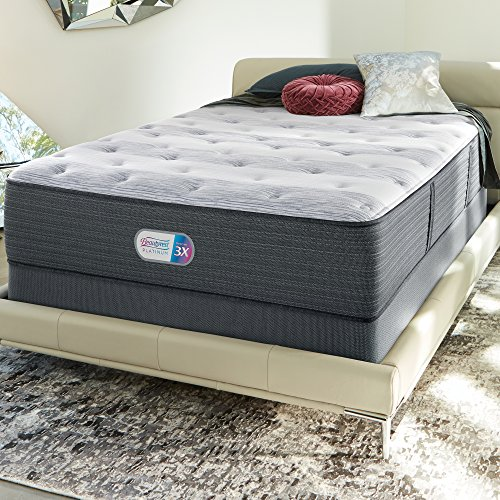 "Beautyrest 14"" Haven Pines Plush Mattress, Queen"