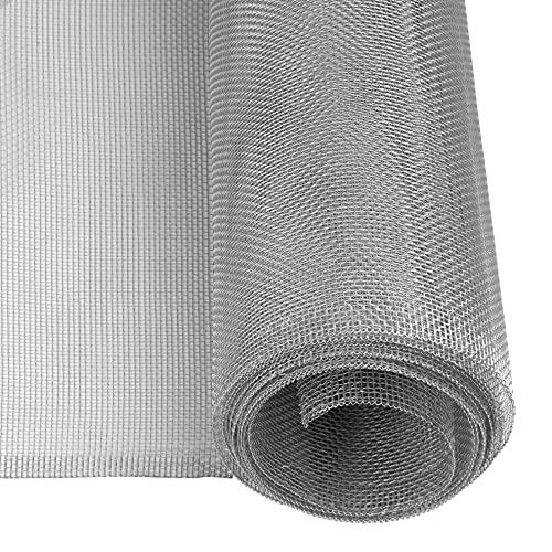Windhager mosquitera, Tejido de Aluminio, Robusta, Resistente,...