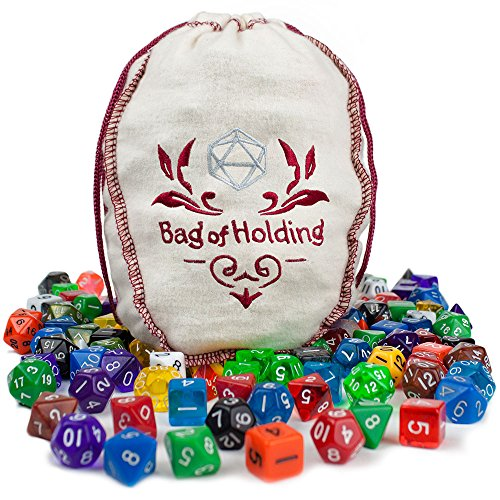Wiz Dice Bag of Holding