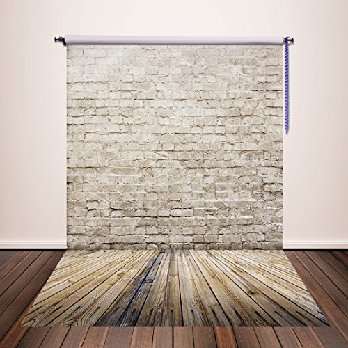 5x7ft(1.5X2.2メートル) 写真/撮影用背景布 大型商品や人物撮影用 背景布 D-9775