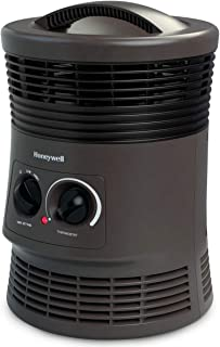 Honeywell HHF360V 360 Degree Surround Fan Forced Heater with Surround Heat Output..