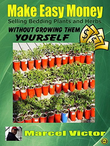 Make Easy Money Selling Bedding Plants and Herbs - without growing ...