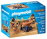 Playmobil - 5388 - Jeu - Soldats Du Pharaon + Baliste