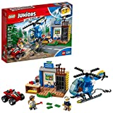 LEGO Juniors/4+ Mountain Police Chase 10751 Building Kit (115 Piece) (Discontinued by Manufacturer) (Accessory)