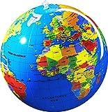 Globe gonflabe 'Le Monde' 30cm