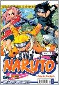 Naruto bolsillo volumen 2