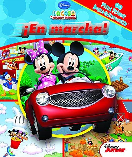 Mini mi primer busca y encuentra. Mickey en marcha: 0 (LM1LF)