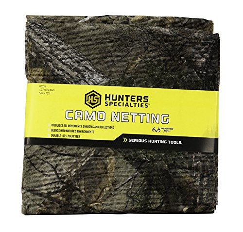 Hunters Specialties 07335 Realtree Xtra Camo Netting, 54-Inch x 12-Feet