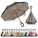Sharpty Inverted Umbrella, Umbrella Windproof, Reverse Umbrella, Umbrellas for Women, Upside Down...