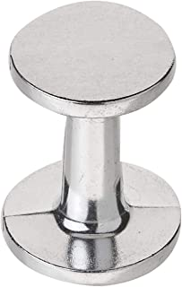 RSVP International (TAM) Dual Sided Coffee Espresso Tamper | Two Flat Tamping Sides |..