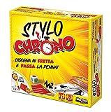 The Box- MACDUE Stylo Chrono Gioco Classico Bambino da Tavolo Giocattolo 953, Multicolore, 8001297233036
