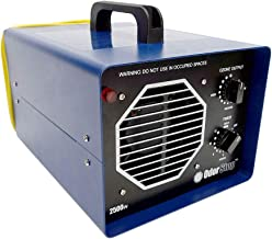 OdorStop OS2500UV – Ozone Generator Air Purifier for Areas of 2500 Square Feet+,..