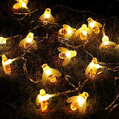 Honeybee Fairy String Lights - graduation gift for high school girl example