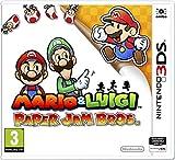 Mario Luigi Paper Jam