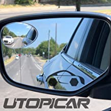 New Blind Spot Mirrors. Can be installed Adjustable or Fixed. Car Mirror for blind side /..